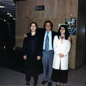National Palace of Culture - P.Antonova, Simo Lazarov and Fanny Koutzarova